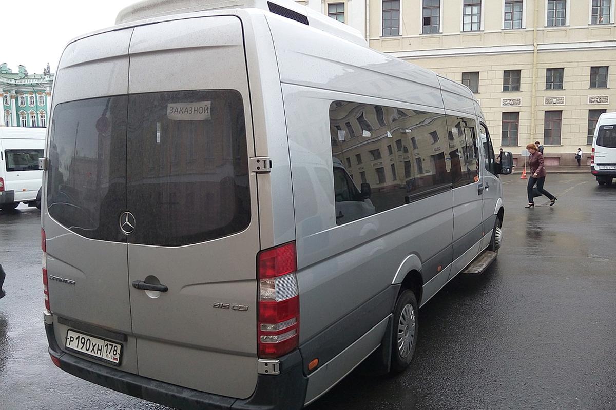 MERCEDES SPRINTER 19 МЕСТ VIP